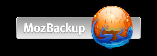 MozBackup logo